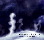 NECROPHORUS. DRIFTING IN MOTION